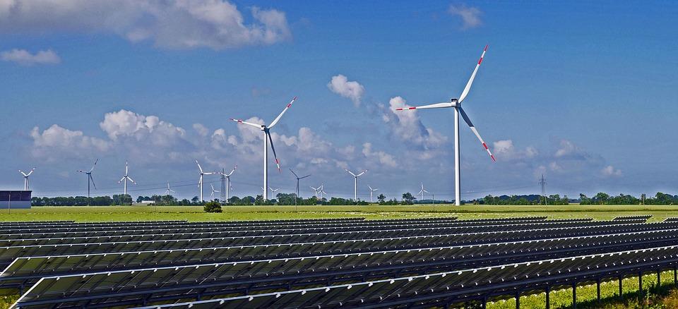 napelem erőművek